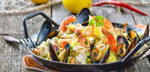 Os 6 melhores restaurantes para conhecer a culinária mediterrânea
