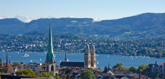 Davos e Zurich