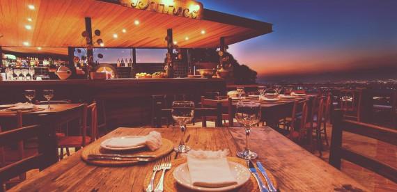 4 Restaurantes com a melhor vista do Rio de Janeiro
