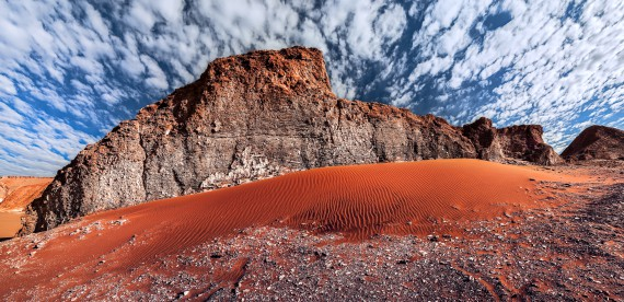 Atacama Desert!  Parte 1