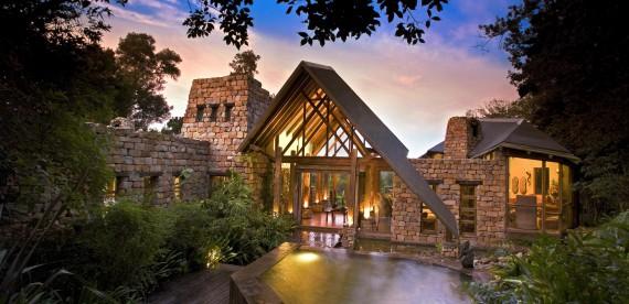 5 Hotéis de luxo sustentáveis