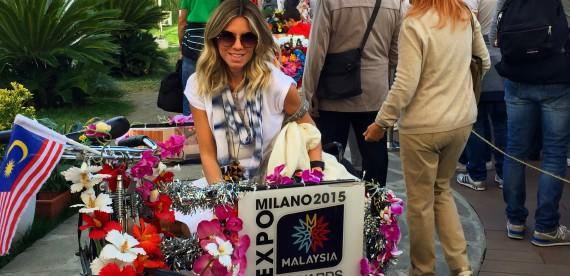 Visitando a Expo Milano 2015