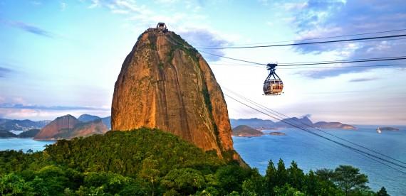 Restaurantes incríveis no Rio