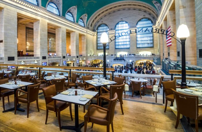 Restaurants Near Westin Grand Central Ny