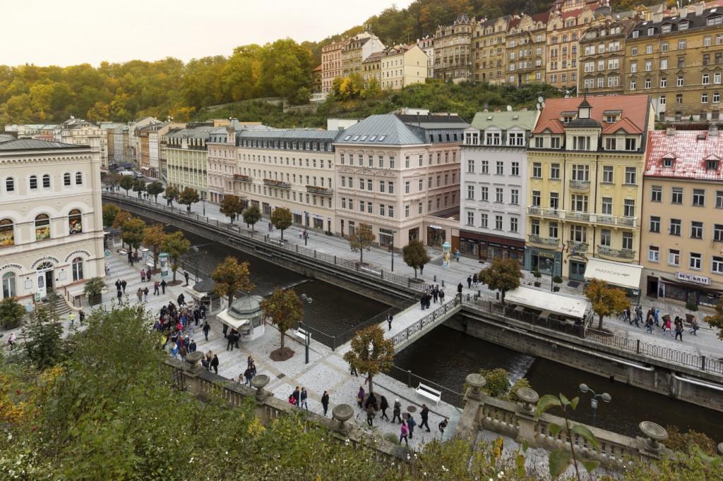 Centro histórico de Karlovy Vary, República Tcheca
