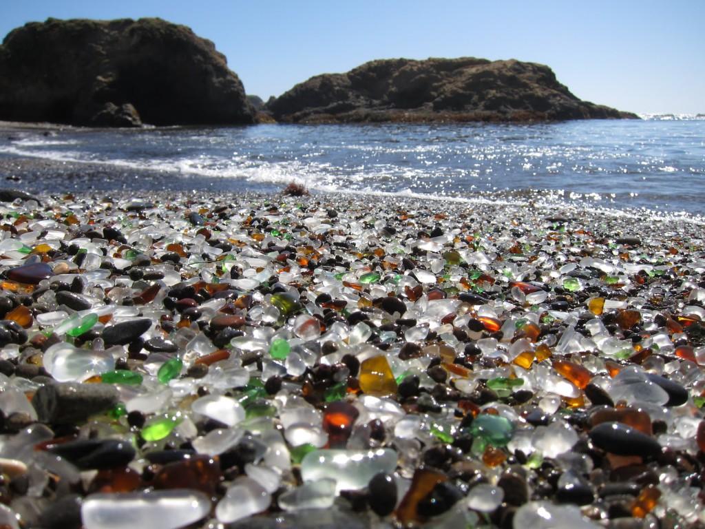 Glass Beach, Califórnia