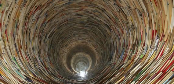5 Lugares magníficos para ler um livro