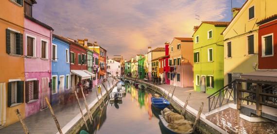 Burano – a pequena ilha da fantasia na Itália