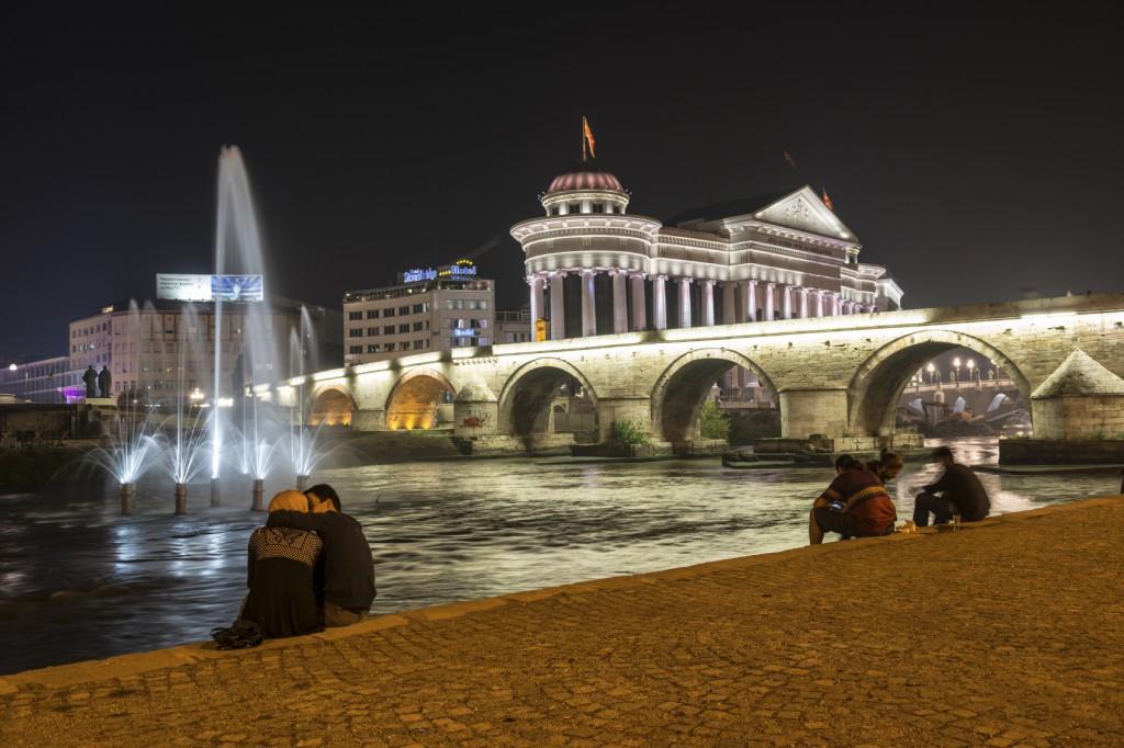Skopje, Macedônia