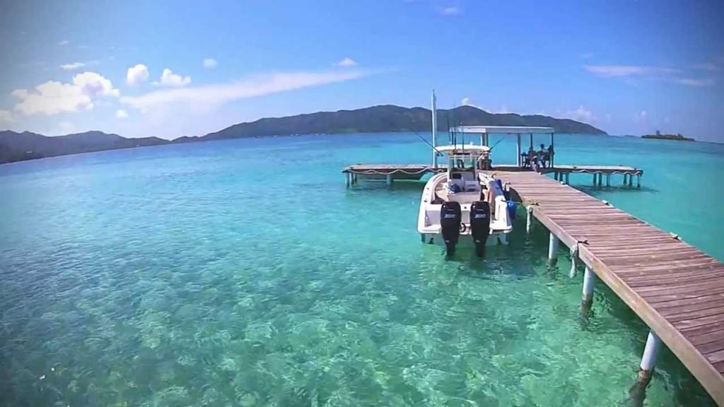 Mergulhando em Guanaja