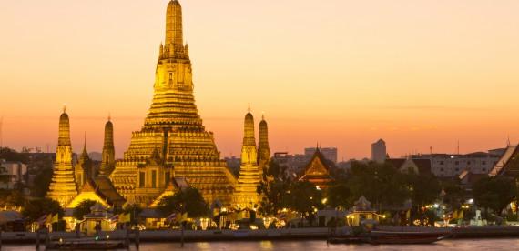 Tailândia: lugar de experiências intensas