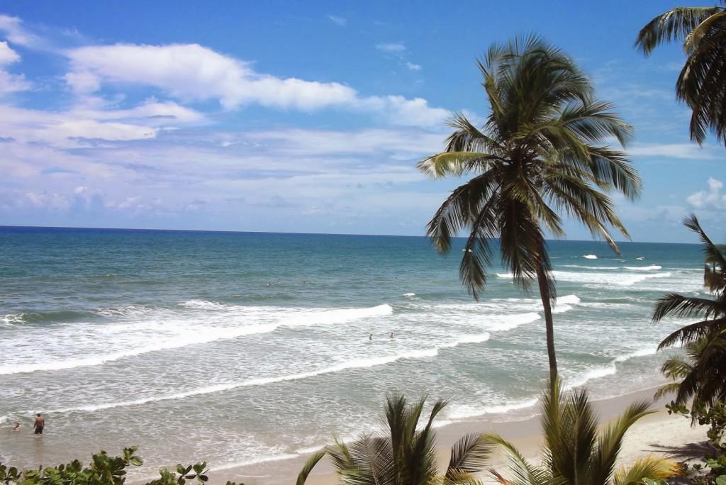 Praia de Itacarézinho