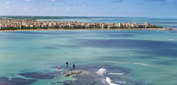 As 5 mais belas praias do nordeste brasileiro