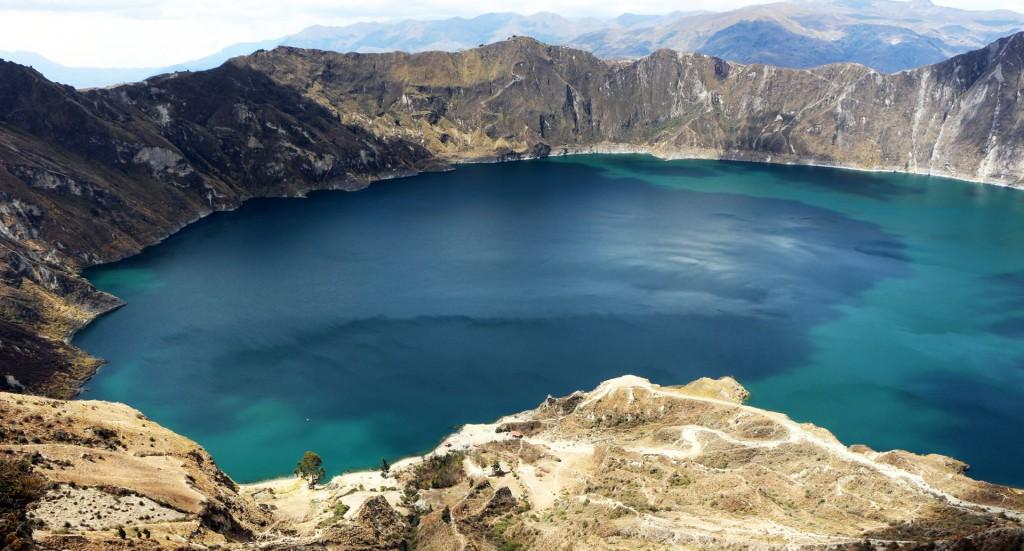 Vulcão Quilotoa
