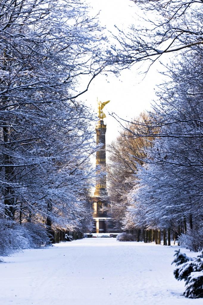 Inverno em Berlin