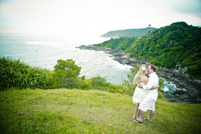 Casamento na Praia da Sepultura