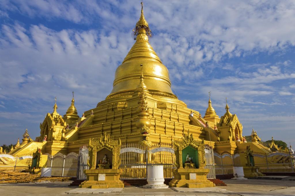O Pagode de Kuthodaw