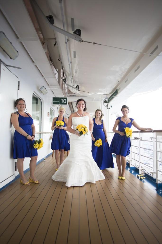 Casamento no cruzeiro
