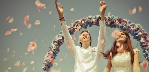 5 Lugares diferentes para realizar seu casamento