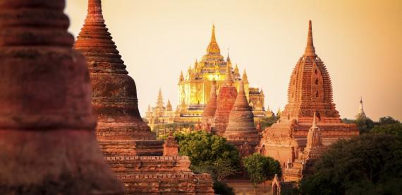4 Razões para conhecer a incrível Myanmar