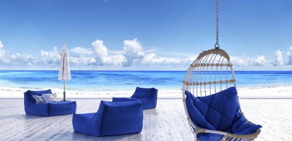5 Lugares luxuosos para passar feriados