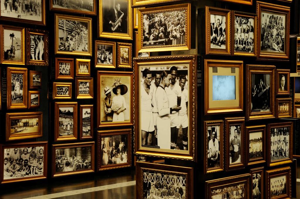 Museu do Futebol - Sala das Origens