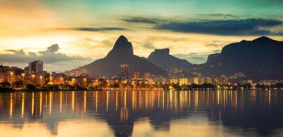 Os 7 lugares mais visitados em 2015