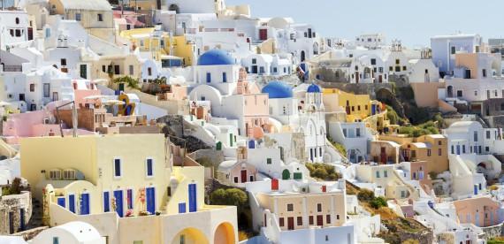 Por que Santorini é a ilha mais desejada do mundo