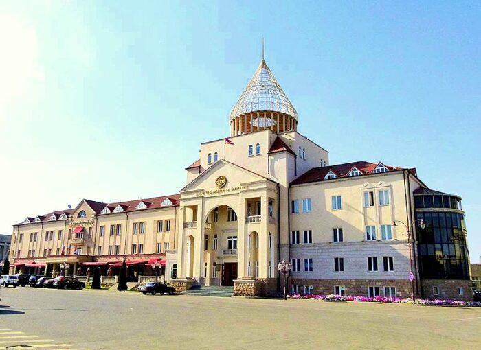 Parlamento de Stepanakert