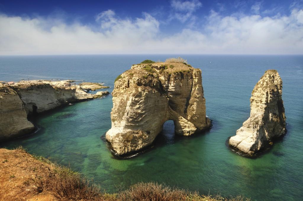 Praia de Beirute