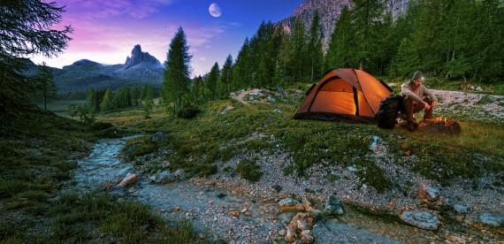 5 lugares incríveis para quem gosta de acampar
