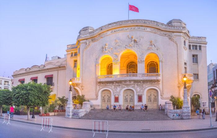 Teatro Municipal de Túnis