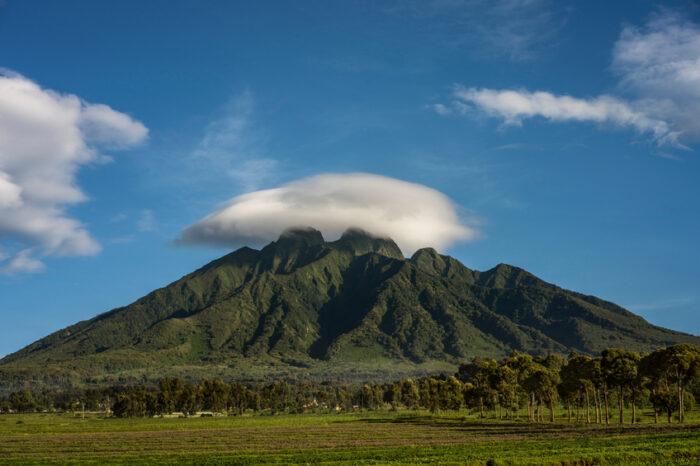 Parque Nacional de Vulcões no Havaí