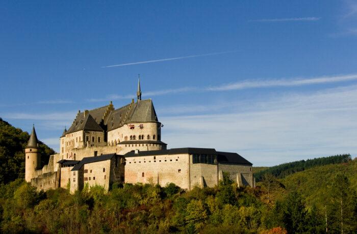 Vianden Chateau