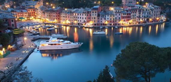 Portofino, uma vila requintada na Itália