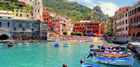 Turismo de aventura num canto escondido da Itália