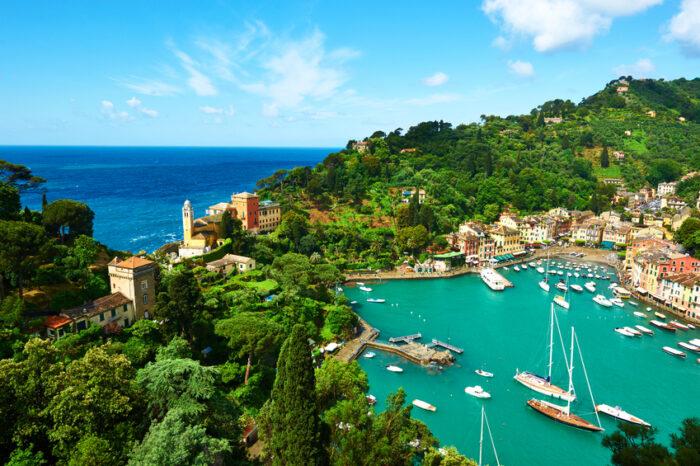 Vila de Portofino
