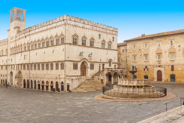 Town Square , Perugia