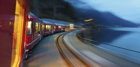 5 viagens incríveis de trem
