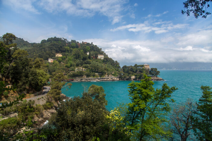 O Parque Regional de Portofino