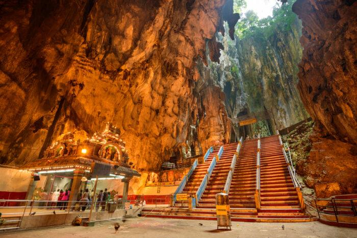 Cavernas de Batu