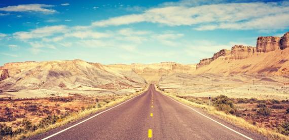 Os 5 melhores destinos para quem gosta de dirigir