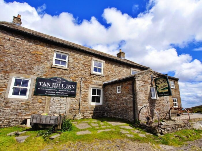 The Tan Hill Inn, North Yorkshire Dales