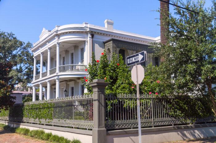 Nova Orleans, Mansão  em Garden district