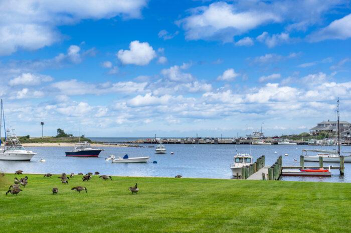 Costa de Cape Cod - Para passeio de barco