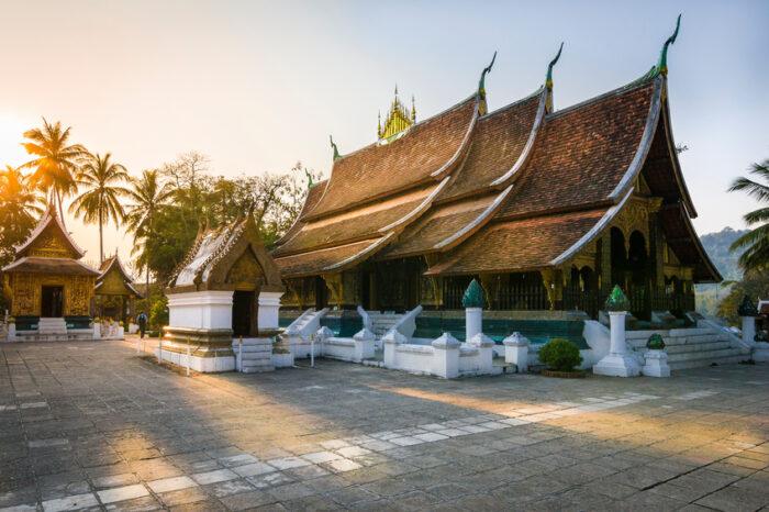 Templo Wat Xieng Thong