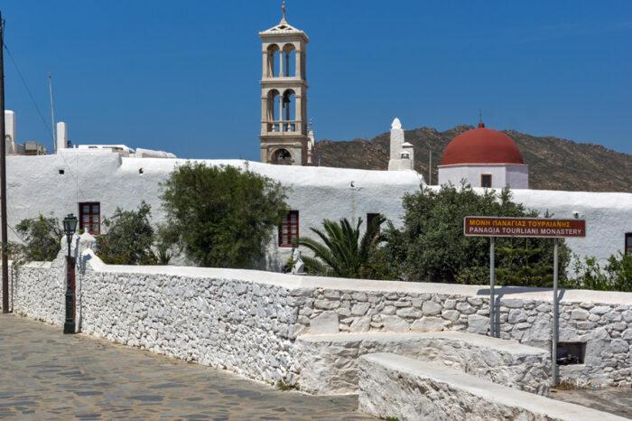 Monastério de Panaghia Tourliani