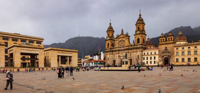 Plaza Bolivar Classical