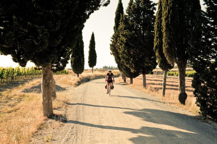 Zona rural da Toscana