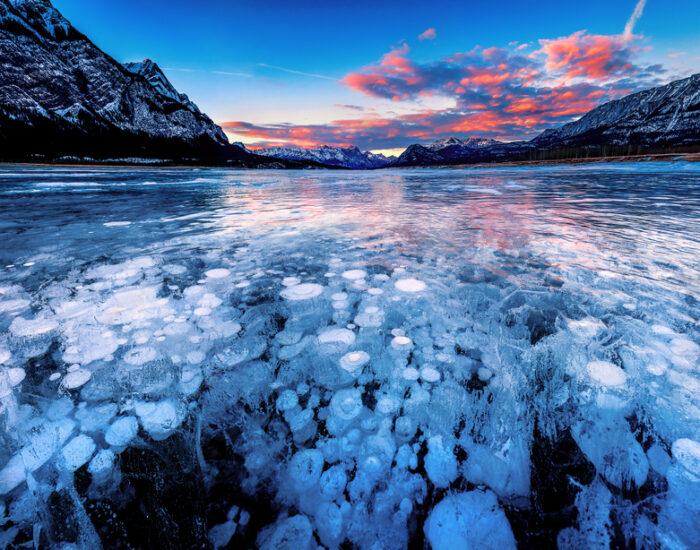 Lago Abraham